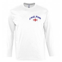 England long sleeves T-shirt