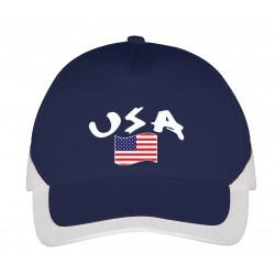 Casquette Etats-Unis