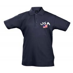 Polo Etats-Unis enfant