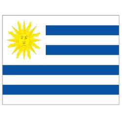 Uruguay flag 150 x 90 cm