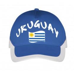 Casquette Uruguay