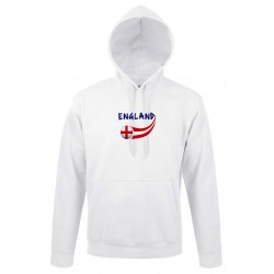 Sweat capuche Angleterre