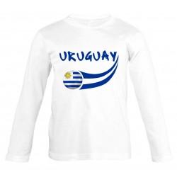 Uruguay junior long sleeves...