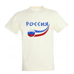T-shirt Russie