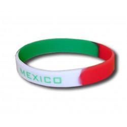 Mexico rubber bracelet