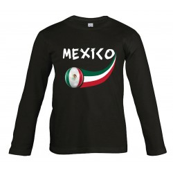 Mexico junior long sleeves...