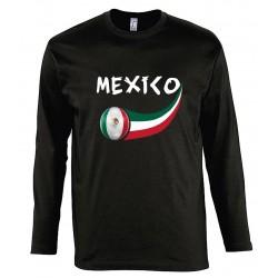T-shirt Mexique manches...