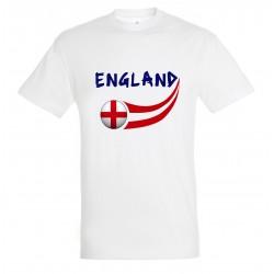 T-shirt Angleterre