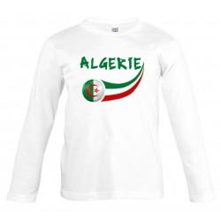 T-shirt Algérie enfant...