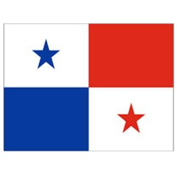 Panama flag 150 x 90 cm