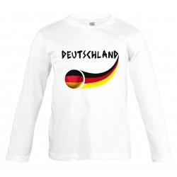 T-shirt Allemagne enfant...