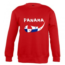 Sweat Panama enfant col rond