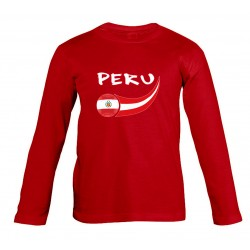 Peru junior long sleeves...