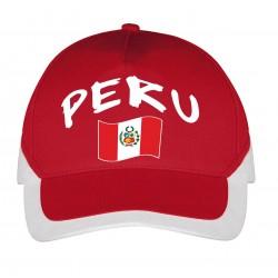 Casquette Pérou