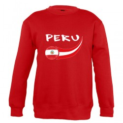 Peru junior sweatshirt