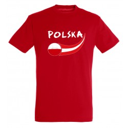 T-shirt Pologne
