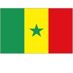 Drapeau Sénégal 150 x 90 cm