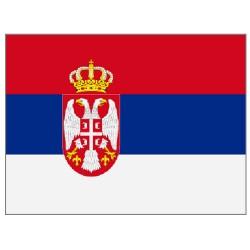 Drapeau Serbie 150 x 90 cm