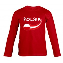 Poland junior long sleeves...