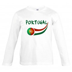 T-shirt Portugal enfant...