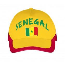 Casquette Senegal