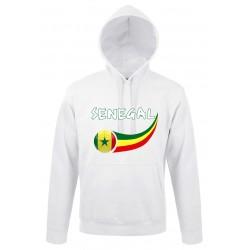 Sweat capuche Sénégal