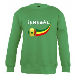 Senegal junior sweatshirt