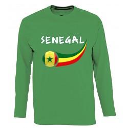T-shirt Sénégal manches...