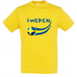 Sweden junior T-shirt