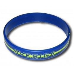 Sweden rubber bracelet