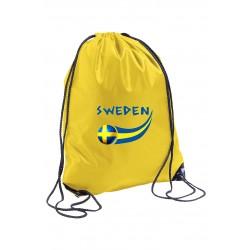 Sweden Gymbag