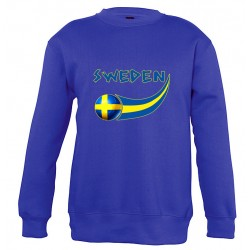 Sweden junior sweatshirt