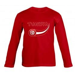 Tunisia junior long sleeves...