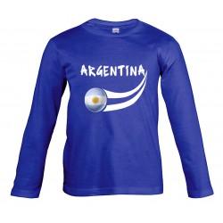 T-shirt Argentine enfant...