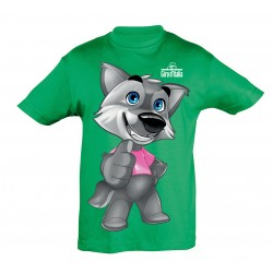 Giro d'Italia mascot green...