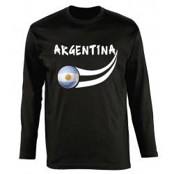 T-shirt Argentine manches...