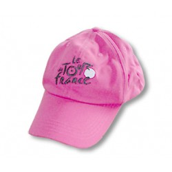 Casquette rose Tour de France
