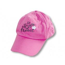 Tour de France pink cap