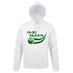 Sweat capuche Arabie Saoudite