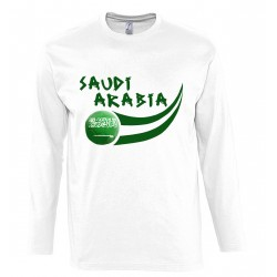 Saudi Arabia long sleeves...