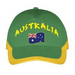 Casquette Australie
