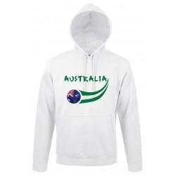 Australia hooded sweatshirt