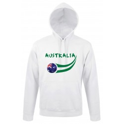 Sweat capuche Australie