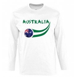 Australia long sleeves T-shirt