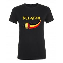 Belgium Women T-shirt
