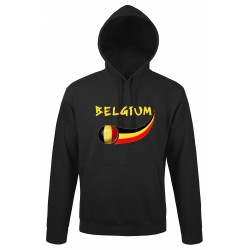 Sweat capuche Belgique