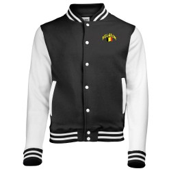 Belgium junior jacket