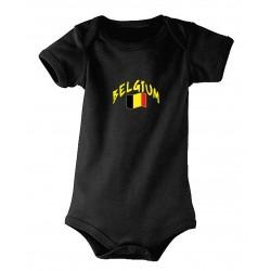 Belgium baby bodysuit