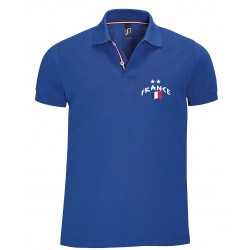 2 stars France polo