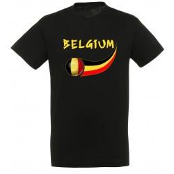 T-shirt Belgique enfant